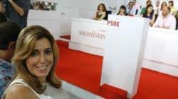 Susana Díaz hace