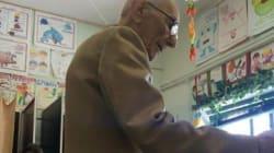 Il nonno elettore di Sarno. A 102 anni non ha mai mancato un