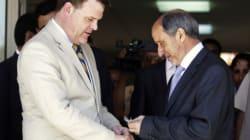 Baird's Libya Trip Signals Turning