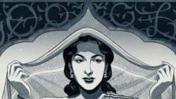 Google Has A Stunning Doodle Up On Bollywood Actress Nargis Dutt's Birth