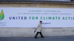 La course pour parvenir à un accord sur le climat à Paris