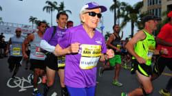 Harriette Thompson, 92 anni, è la maratoneta più anziana di