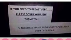 This Is What Happens When You Tell Breastfeeding Moms To Cover