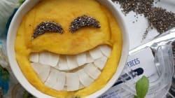 Ces petits-déjeuners emojis vont vous donner le