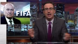 John Oliver Flays FIFA All Over Again. And It's