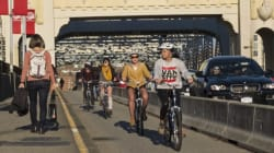 Burrard Bridge Could Lose Vehicle Lane To Create Bike