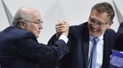 Le bras droit français de Blatter soupçonné d'être impliqué dans le