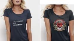 Les mannequins de la boutique Les Républicains ne vous disent