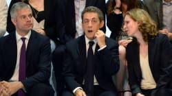 Sarkozy les maintient dans l'organigramme des