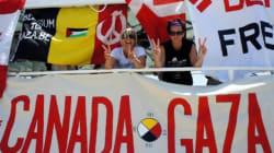 NDP's Layton and Dewar Intervened On Gaza Boat Crew's