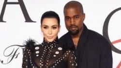 La robe de Kim Kardashian prend feu (mais heureusement Pharrell était