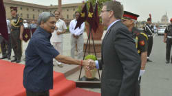 India, U.S. Clear Two Ground-Breaking Defence