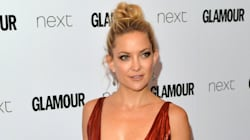 Kate Hudson Rocks Dangerously Low