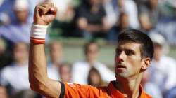 Djokovic bat Nadal à plate