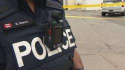 Caméras corporelles des policiers: au coeur de l'action à