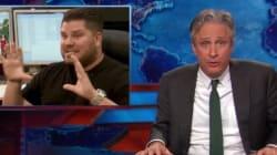 Caitlyn Jenner : Jon Stewart met le doigt sur un problème de la couverture