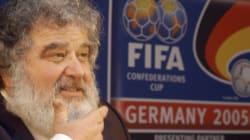 La FIFA suspend Chuck Blazer à
