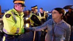 Fusillade de Moncton: la communauté s'est
