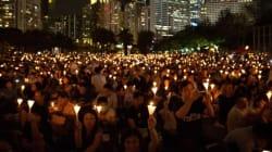 Place Tiananmen: 150 000 personnes