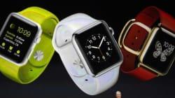 L'Apple Watch in arrivo in