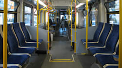 Repeat Offender Charged With Rubbing Bus Passengers'