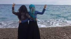 En Turquie, les femmes tournent (littéralement) le dos à