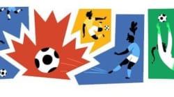 Le clin d'œil de Google à la veille de la Coupe du Monde Féminine