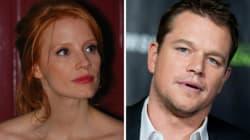 Matt Damon et Jessica Chastain: une différence de salaire troublante