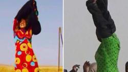 Libere dal burqa e dall'Isis: la gioia delle donne che arrivano nel Kurdistan