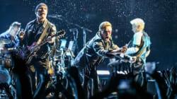 U2 et Foo Fighters annulent des concerts à