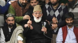 Hurriyat Leader Syed Geelani Declares Himself An Indian 'Out Of Compulsion' To Get