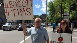 Des partisans de l'industrie pétrolière appellent au boycottage de Tim