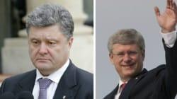 L'Ukraine demande à Ottawa de convaincre ses homologues de prendre position contre la