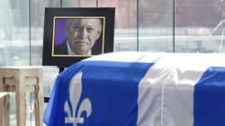 Il aura fallu qu'il meure pour que le Québec lui crie «je