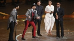 PHOTOS: Bollywood Stars Glam Up The IIFA Green