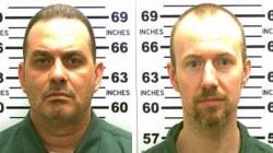 Le deuxième fugitif américain arrêté dans l'Etat de New