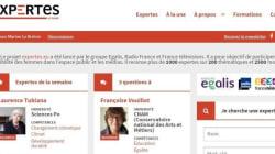 Ce site veut promouvoir les femmes expertes dans les