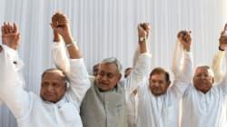 Lalu Backs Nitish As CM In Electoral Showdown Against