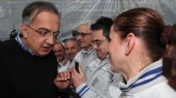 Marchionne fa altre 1.000 assunzioni in Italia entro