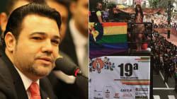 Feliciano culpa 'comunistas' e ataca 'profanação' na Parada Gay de