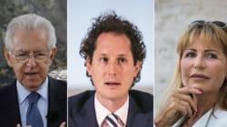 Gruppo Bilderberg, 5 italiani tra i