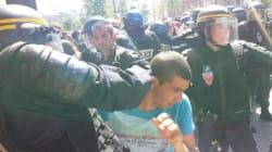 Un nouveau camp de migrants évacué manu militari en plein