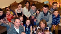 Britain's Largest Family Welcomes Baby Number
