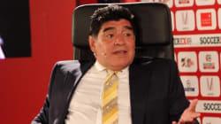 Fifa, Maradona si candida alla vicepresidenza (VIDEO,