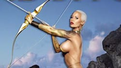 Amber Rose's Book Cover Is Very Amber Rose (And Also
