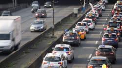 Paris-Roissy: les VTC pourront emprunter la voie réservée aux bus et