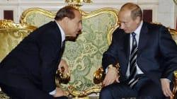 Putin-Berlusconi: possibile incontro a Roma