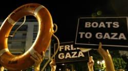 Canadian Gaza Boat Calls It