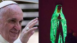 Papa Francesco non riconosce i messaggi di