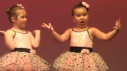 Esta pequeña Aretha Franklin es la mejor sobre el escenario... y lo sabe